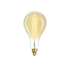 Grand Nostalgic 60W E26 Medium Base Incandescent Light Bulb