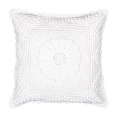 Crochet Pillow | ZARA HOME United States of America