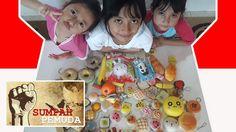 Vlog Squishy Indonesia ★ Squishy Story - Sumpah Pemuda @FarmasyaArtClip