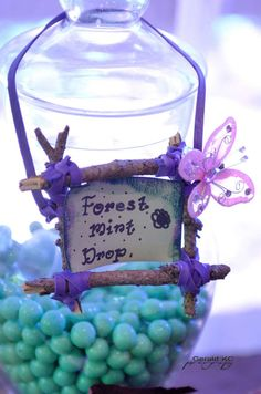 Enchanted Forest/Woodland Fairy Fairy Party Party Ideas   Photo 28 of 41   Catch My Party