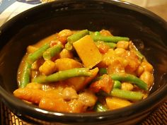 No-Hurry Vegetable Curry from Fresh From the Vegetarian Slow Cooker