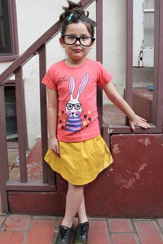 Minha filha cresceu gente!