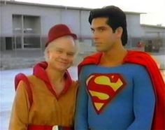 ... with this being a Superboy series, Lana Lang as played by Stacy Haiduk is the love interest of Superboy, friend and quasi-girlfriend to Clark. Description from therobotspajamas.com. I searched for this on bing.com/images