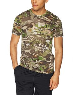 fb3ebb1d62ae ICYMI: Under Armour Men's Threadborne Camo Shorts Sleeve T-Shirt Hunting  Shirts, Hunting