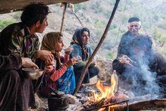 A la rencontre des Bakhtiaris, derniers #nomades d'Iran