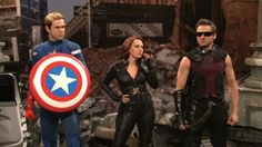 'SNL' Recap: Jeremy Renner Spoofs 'Avengers,' Sings About Jason Bourne (Video)