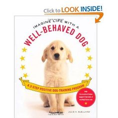 Imagine Life with a Well-Behaved Dog: A 3-Step Positive Dog-Training Program --- http://www.amazon.com/Imagine-Life-Well-Behaved-Dog-Dog-Training/dp/0312598971/?tag=tadist-20