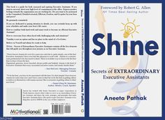FREE SHIPPING Shine Secrets of Extraordinary Executive Assistants - Must Read!!! #WorkbookStudyGuide