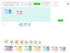 Exercices pour apprendre la monnaie en Euro