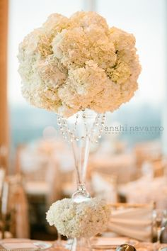 Elaborate Floral, Linens, Draping, Lighting, and Event Design