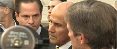 """A Mistrial For Lee Baca - http://anythingla.com/a-mistrial-for-lee-baca/ - [caption id=""""attachment_9083"""" align=""""aligncenter"""" width=""""650""""] After a mistrial was declared, Lee Baca said: """"I feel great!""""[/caption] A mistrial was declared in the trial of former Los Angeles County Sheriff, Lee Baca. The prosecutors from the U.S. attorney's office will now decide whether - or not - to retry Baca. Baca – who has allegedly been diagnosed with Alzheimer's disease – was charged"""