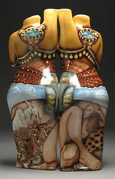 The Carousel (back) by Bridget Harper