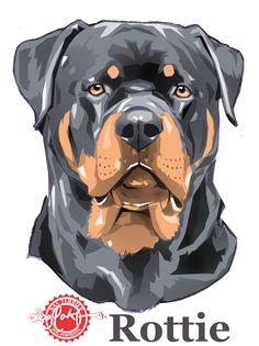 Disney Drawings, Cartoon Drawings, Animal Drawings, Cute Puppies, Cute Dogs, Kitten Cartoon, Rottweiler Love, Wild Animals Photos, Portrait Cartoon