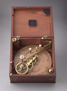 - Jones's 'New Portable Orrery'.