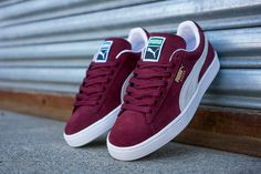3d044a0833d PUMA Suede Classic Cabernet Red is now releasing featuring a red suede base  upper with white detailing. You can now purchase this PUMA Suede Classic  here