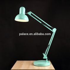 Luxury glass study table lamp foldable economic dimmable e27 led modi led light kids eye protection desk lamp abs material study table mozeypictures Images