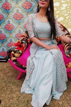 Party Wear Indian Dresses, Indian Fashion Dresses, Indian Bridal Outfits, Indian Gowns Dresses, Party Wear Lehenga, Dress Indian Style, Designer Party Wear Dresses, Kurti Designs Party Wear, Lehenga Designs