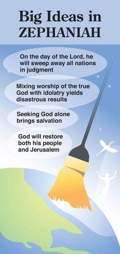 Big Ideas in Zephaniah
