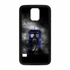 Tardis Doctor Who for Samsung Galaxy S5 Case Cover 19662C | eBay