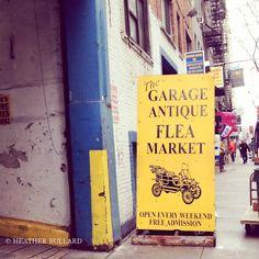 112 W 25th St  New York, NY 10011  Neighborhood: Chelsea    http://www.hellskitchenfleamarket