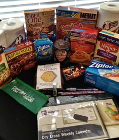 Pantry Stock Up GIVEAWAY