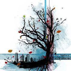 Image result for trash polka trees