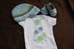 Baby Boy Coming Home outfit. Tie shirt by CheekyBabyBoutique, $65.00