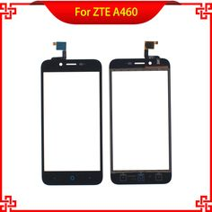 Replacement Touch Screen 5 Inch For ZTE A460 460 Digitizer High Quality Mobile Phone Touch Panel Free Shipping
