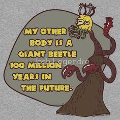 Cthulhu mythos humor. Lol