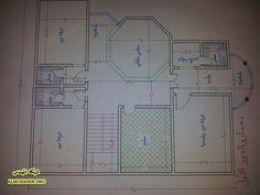 House Layout Plans, Duplex House Plans, House Layouts, Classic House Design, My Home Design, Architectural House Plans, House Map, Doilies, Villa