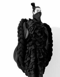 Extatic — # Paco Peregrin # Kattaca styling.