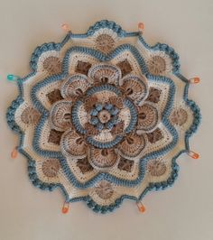 Ravelry: SharonBlignaut's Mandala Madness
