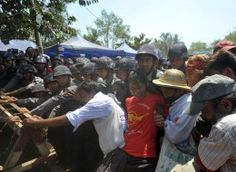 Myanmar Clashes: Police, Hired Thugs Attack Students Protesting New Education Law