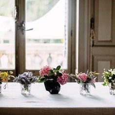 Des bouquets champêtres