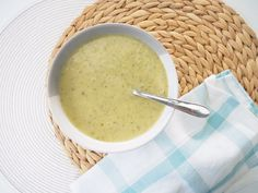 This Zucchini Soup is frugal, delicious, and packed full of the the good stuff…