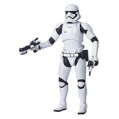 Star Wars The Black Series 6-Inch First Order Stormtrooper in Toys & Hobbies, Action Figures, TV, Movie & Video Games   eBay