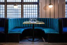 Ресторан Arthur's в универмаге Liberty в Лондоне | AD Magazine