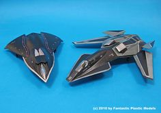 EDI-UCAV and FA-27 Talon Stealth Fighter