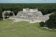 En Chichén Itzá