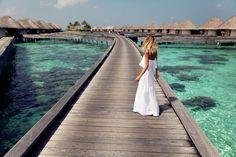 Dream destination with Jessica Stein - Maldives The Bikini, Bikini Beach, Fresca, Summer Memories, Foto Instagram, Best Vibrators, Wanderlust Travel, Romantic Travel, Places Around The World