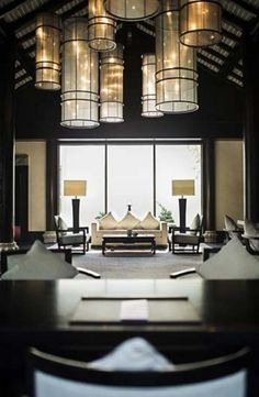 Centuries of rich culture expressed in interior design. The best chinese interiors to boost your inspiration