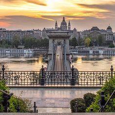 Budapest, Hungary by @thebartabalint