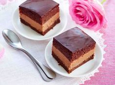 Suklaaleivokset - Reseptit