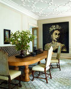 Steven Gambrel New York Interiors - New York Plaza Hotel Apartment