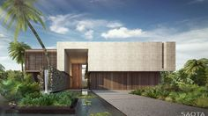 GH AMBASSADOR RIDGE - SAOTA Architecture and Design