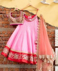 Designer Anushree Reddy Lehenga Choli