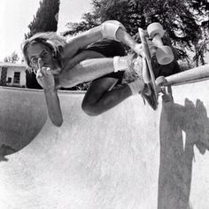 thaiinafurtado:  Jay Adams, Dog Bowl, early 1978.