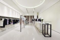 ::RETAIL:: Bettina Liano retail space by David Hicks