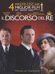 Massimo Fagnoni writer: Il discorso del Re