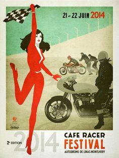 Cafe Racer Festival - 21 et 22 Juin 2014
